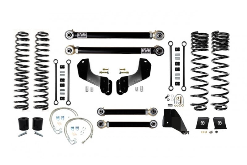 Jeep Gladiator JT 6.5 Inch Lift Kit 2020-Pres Gladiator Enforcer Overland Lift Stage 3 EVO Mfg ( EVO-3065S3 )