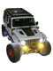 ROOF RACK JEEP WRANGLER 4DOOR JK-JL 2007-2020