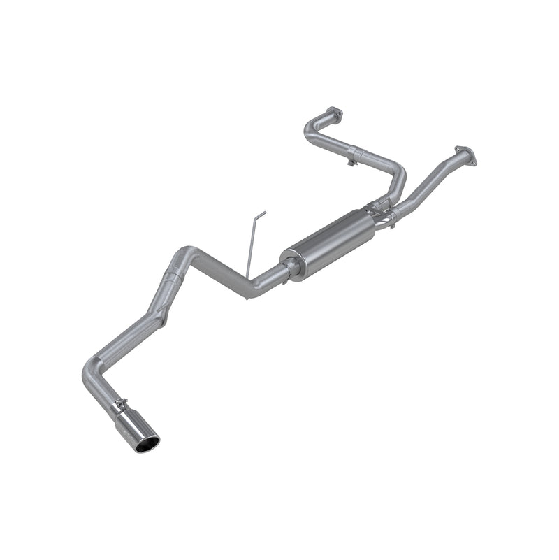 Cat Back Exhaust System Single Side T409 Stainless Steel For 05-19 Nissan Frontier MBRP ( S5406409 )
