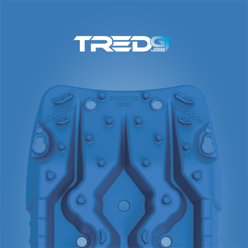 Traction Ramp - TREDGTBU