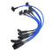 JBA Performance Exhaust W06349 Ignition Wires 97-00 Ranger/Explorer 4.0L OHV Blue