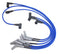 JBA Performance Exhaust W06499 Ignition Wires 02-03 3.0L Ranger Blue