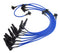 JBA Performance Exhaust W06779 Ignition Wires 97-01 F-150 4.6L Blue