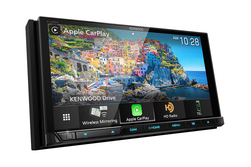 DDX9906XR DVD Receiver with Bluetooth & HD Radio
