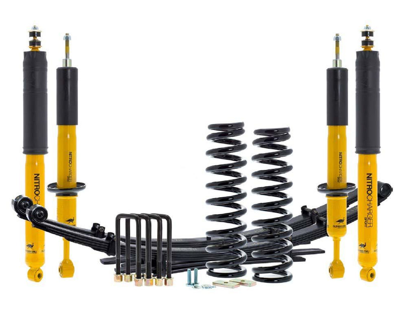 "Old Man Emu 2"" Suspension System for 1998-2004 Toyota Tacoma"