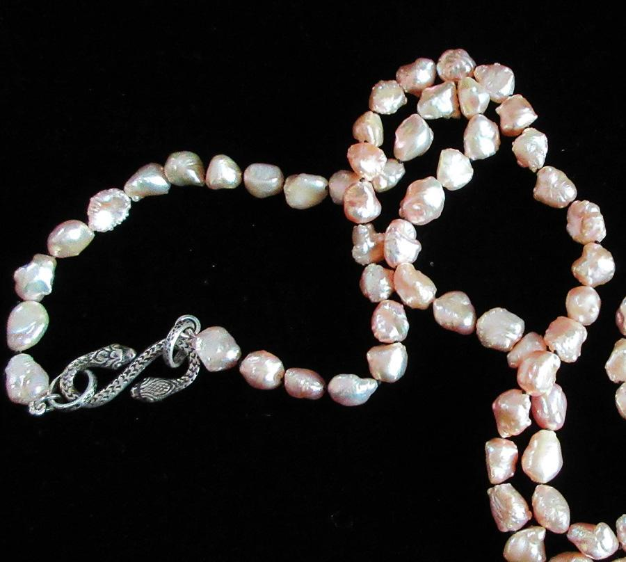 FRESHWATER PEARL NECKLACE SERIES