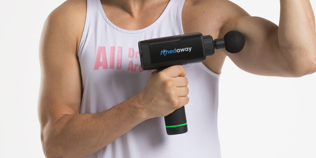 percussion massage gun