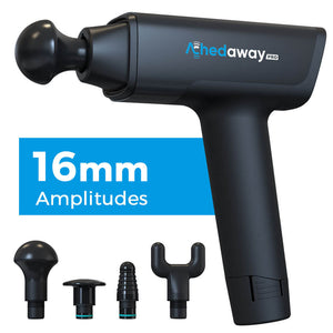 16mm amplitude massage gun