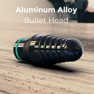 bullet massage gun head attachment