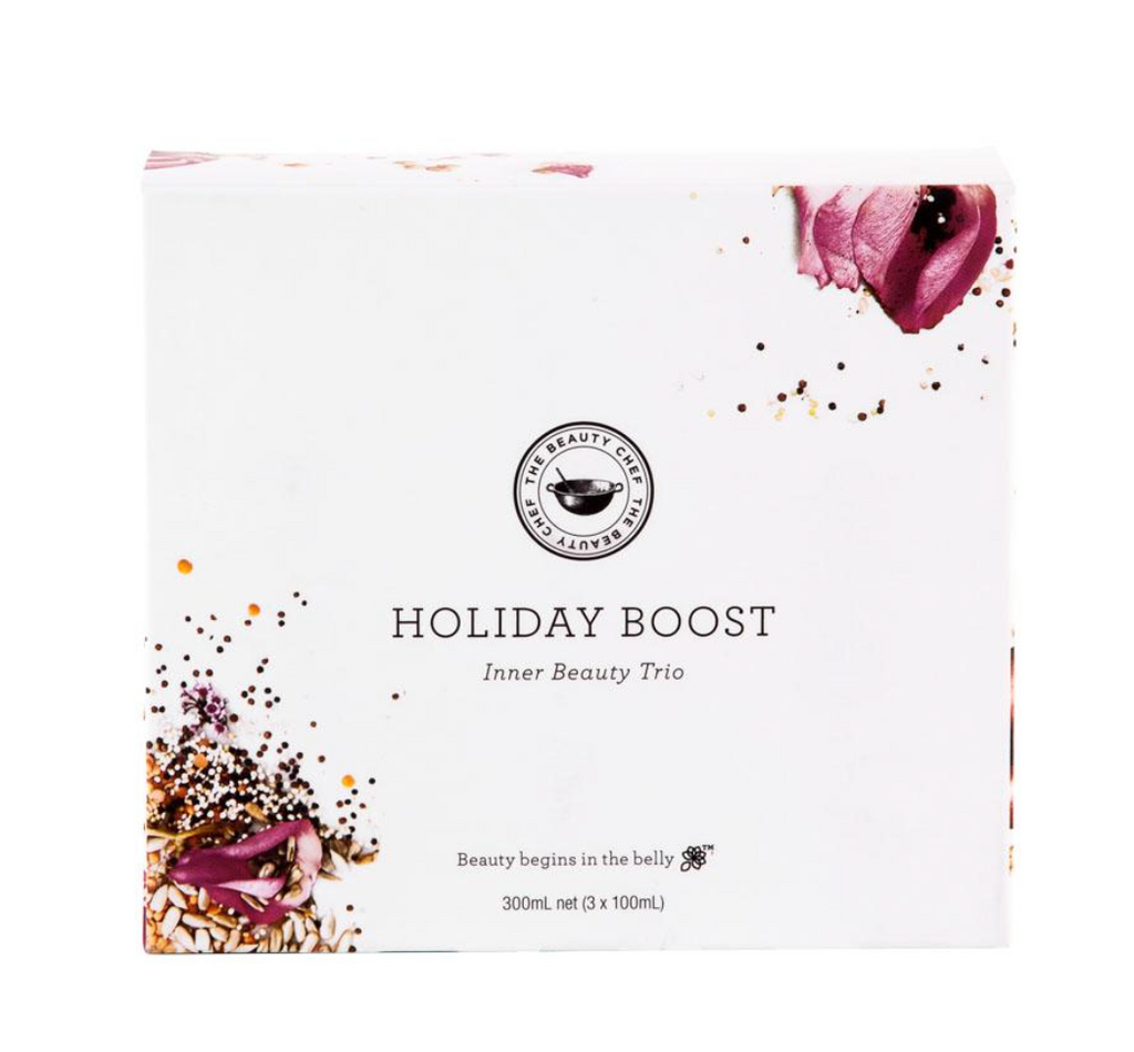 HOLIDAY BOOST - INNER BEAUTY TRIO PACK