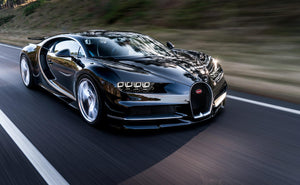 Protecting Royalty Exotic Cars $3 Million Bugatti