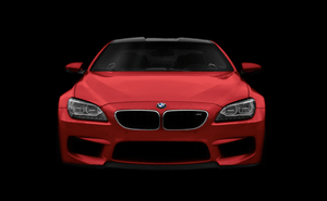 Scrape Armor Bumper Protection - BMW M6 2012+