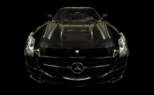 Scrape Armor Bumper Protection - Mercedes-Benz SLS AMG GT Final Edition Coupe 2014-2015