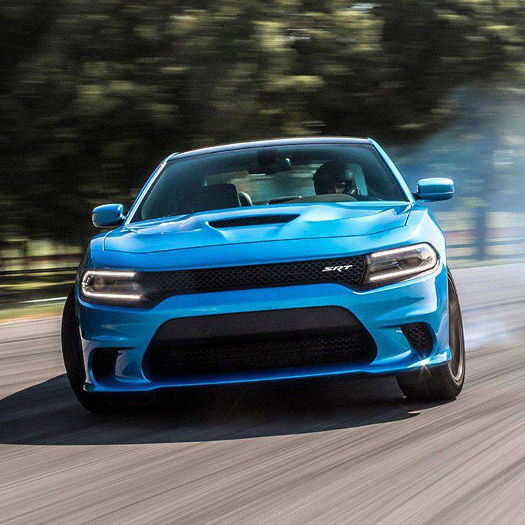 Charger Skid Plate