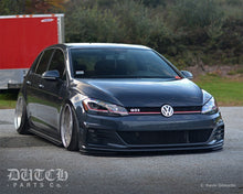 Load image into Gallery viewer, VW MK7.5 GTI Front Bumper Splitter