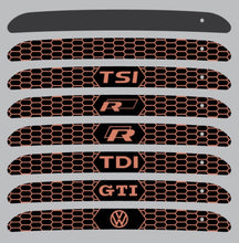 Load image into Gallery viewer, VW Upper Hatch Brake Light Overlay (Non GTI/R)