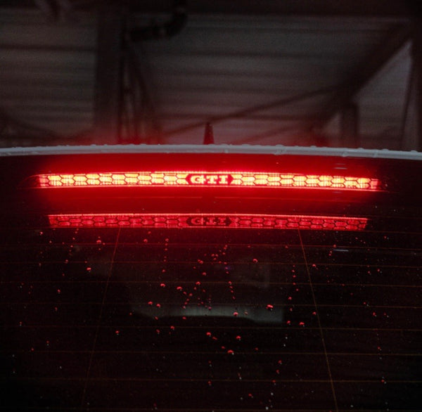 VW MK7/7.5 Upper Hatch Brake Light Overlay