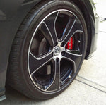 "VW - 18"" Austin Wheel Badgeskin Set"