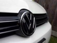 Load image into Gallery viewer, VW MK6 Black Emblem Set