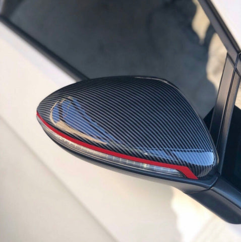 VW Golf MK7 Mirror Accent Skin