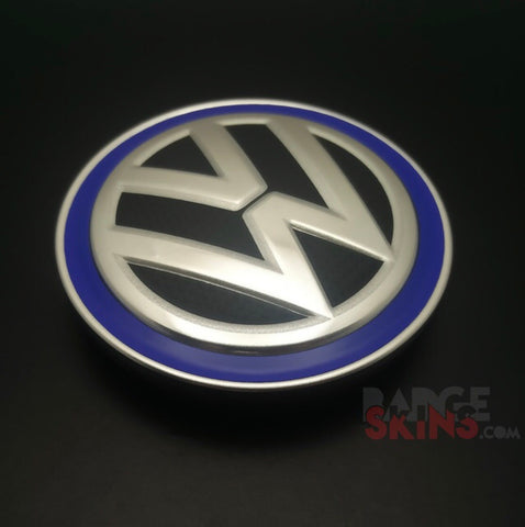 VW MK7/7.5 Wheel Center Cap Skin Set
