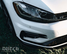 Load image into Gallery viewer, VW MK7.5 Golf R Front Bumper Splitter