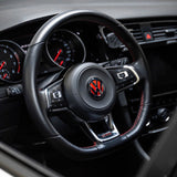 VW MQB Coloured Steering Wheel Inlay