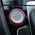 Engine Start Stop Button Accent Skin