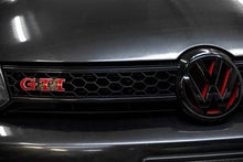 Load image into Gallery viewer, VW MK6 GTI Front Grille Black Out Kit