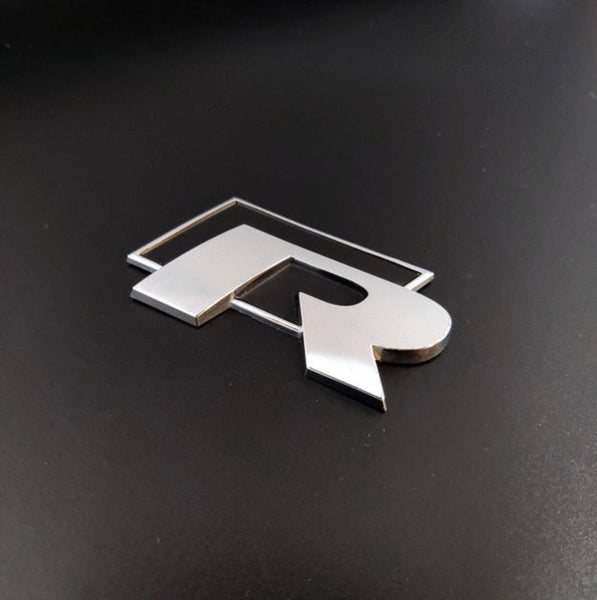 VW Golf R Badge Set