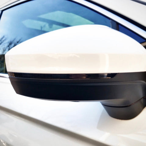 VW Tiguan MQB Side Mirror Clear Indicator Lens Tint