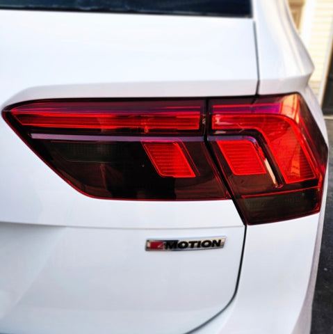 VW Tiguan MQB Tail Light Clear Lens Tints