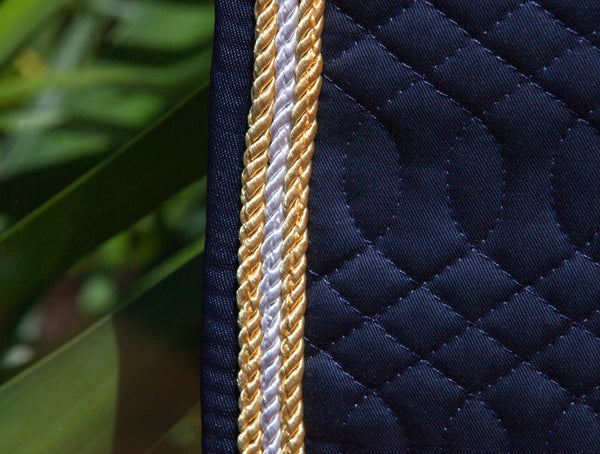 Navy Deluxe Jumping Pad