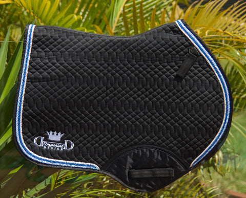 Black Deluxe Jumping Pad