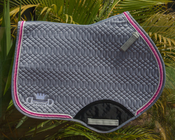 Grey Deluxe Jumping Pad