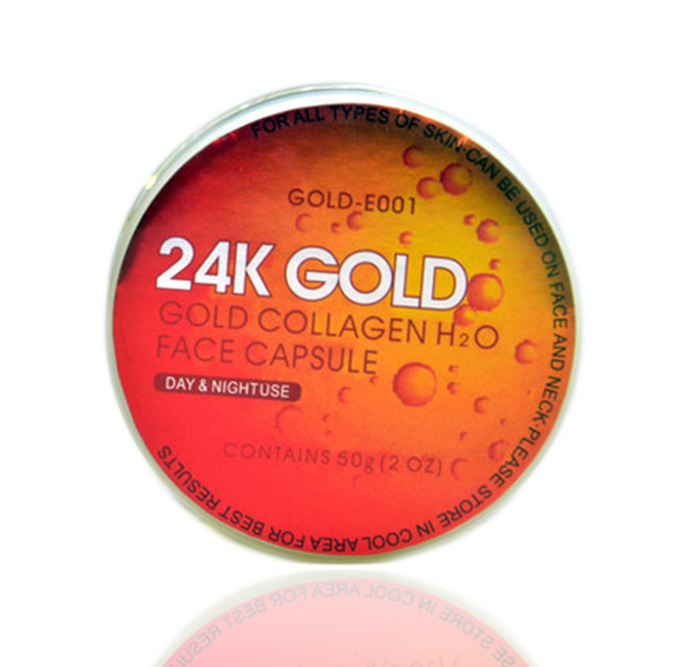 Collagen H2O Face Capsule