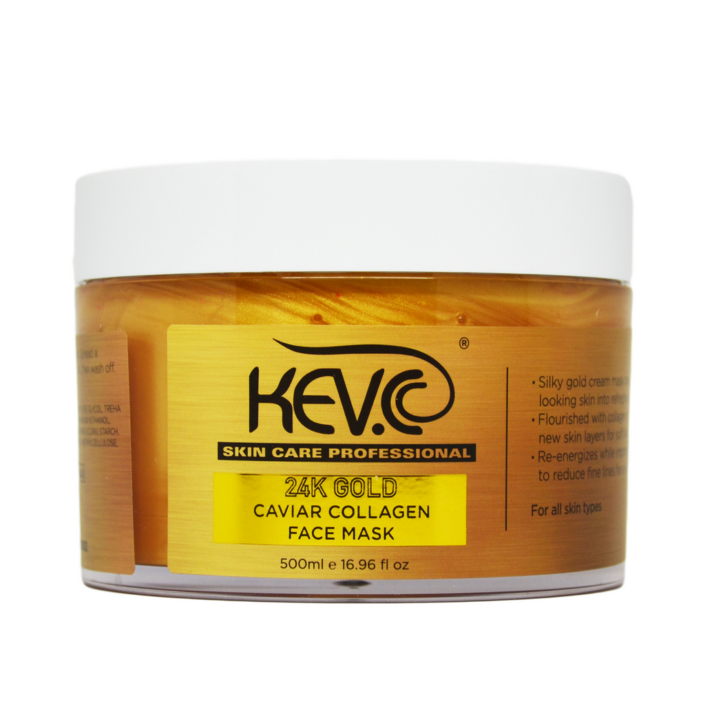 Caviar Collagen Face Mask