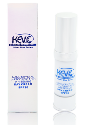 Nano Crystal L-Ascorbic Whitening Day Cream (SPF 30)