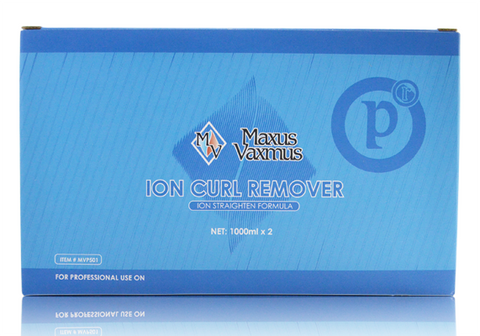 Ion Curl Remover