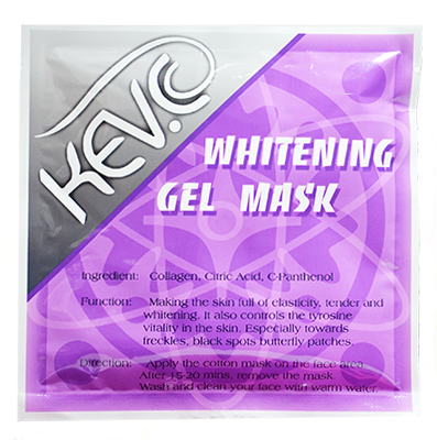 Whitening Gel Mask