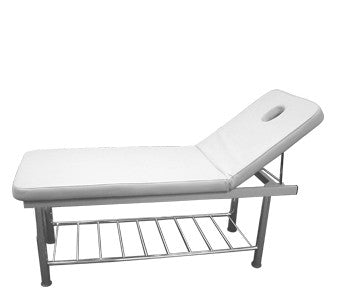 Massage Bed with Adjustable Top