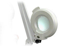 Facial Steamer & Magnifying Lamp with Ozone