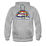 CZR Nuggets Hoodie - heather gray