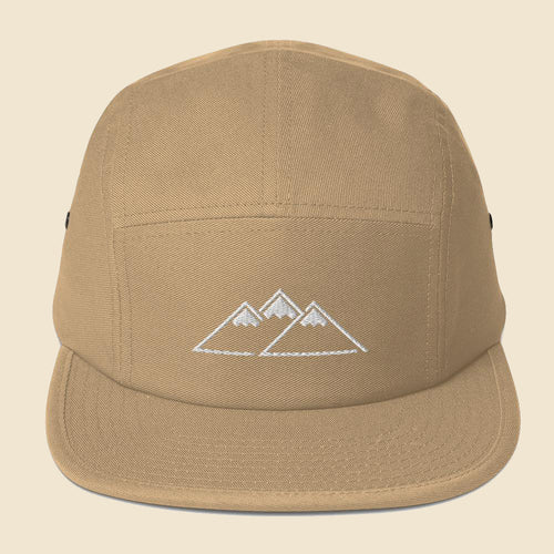 Peaks Five Panel - (Assorted Colors)