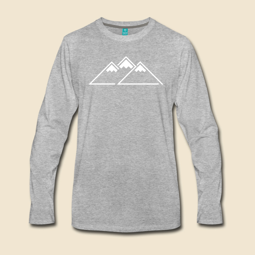 Peaks Long Sleeve - (Assorted Colors)