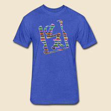 Load image into Gallery viewer, Southwestern Pattern Spray Logo Tee - (Assorted Colors)
