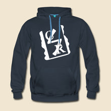 Load image into Gallery viewer, White Spray Logo Hoodie - (Assorted Colors)