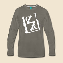 Load image into Gallery viewer, White Spray Logo Long Sleeve - (Assorted Colors)