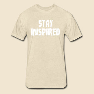 Stay Inspired Short-Sleeve - (Assorted Colors)