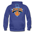New York Chazerbockers Hoodie - royalblue